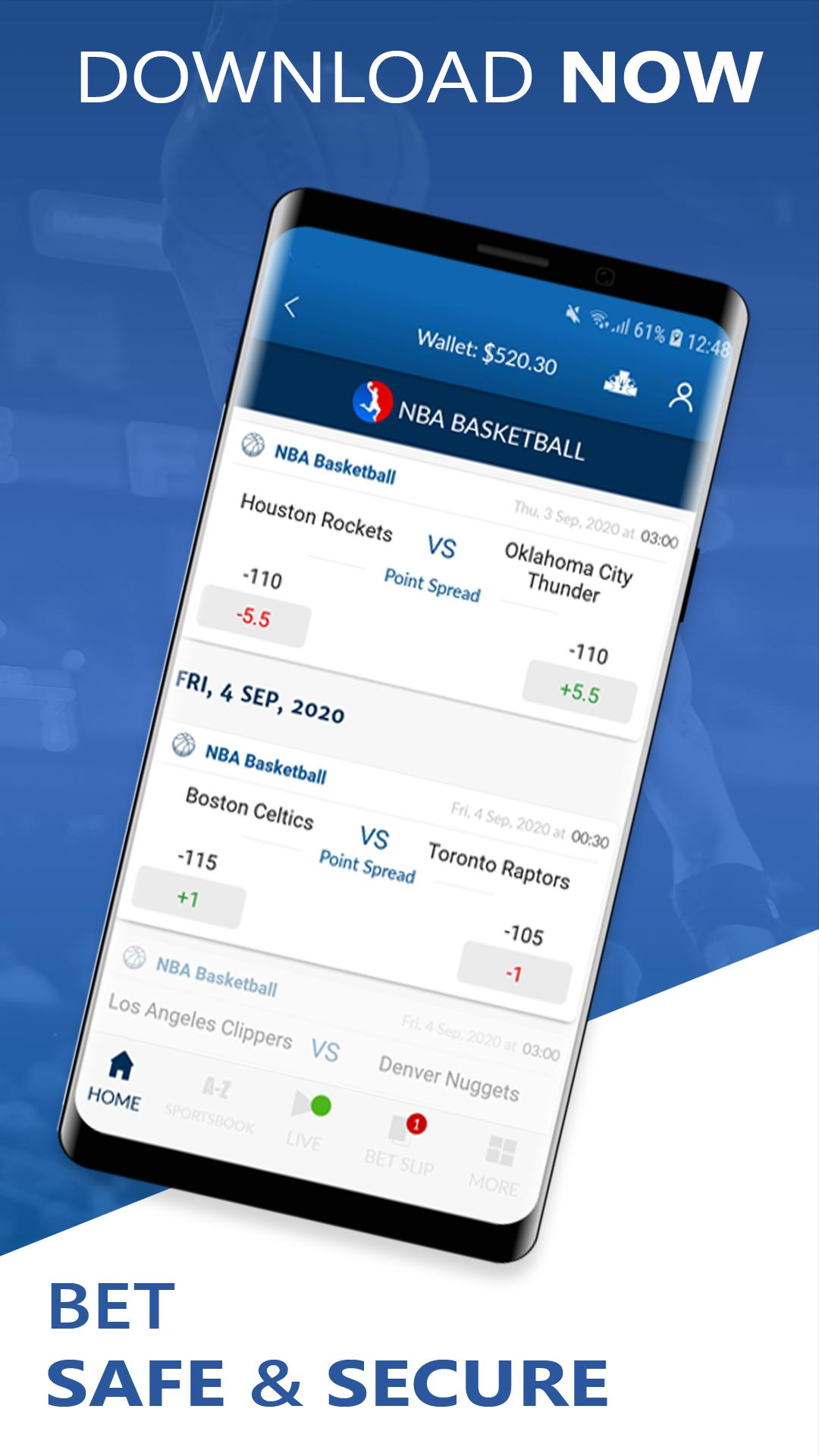 sports betting download
