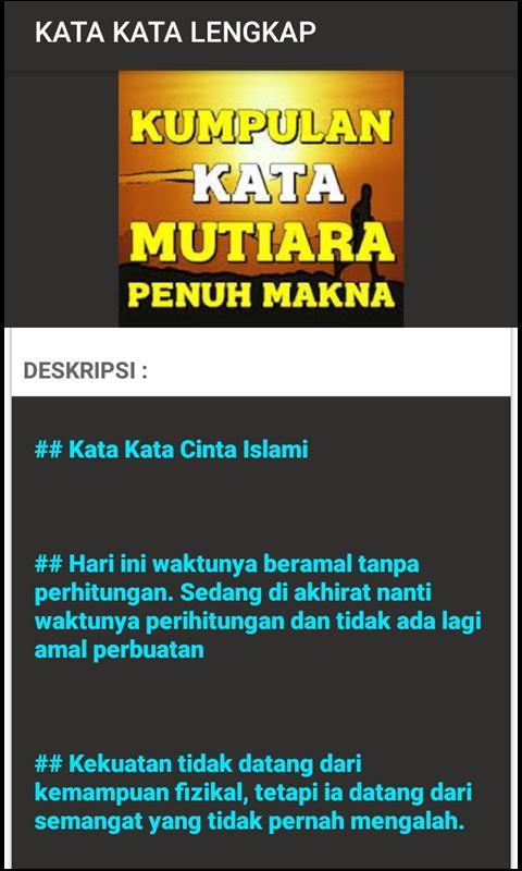 Kata Bijak For Android Apk Download