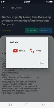 Jobs Corner screenshot 2