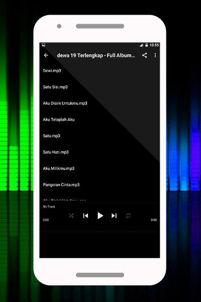 Dewa 19 mp3 for android apk download.