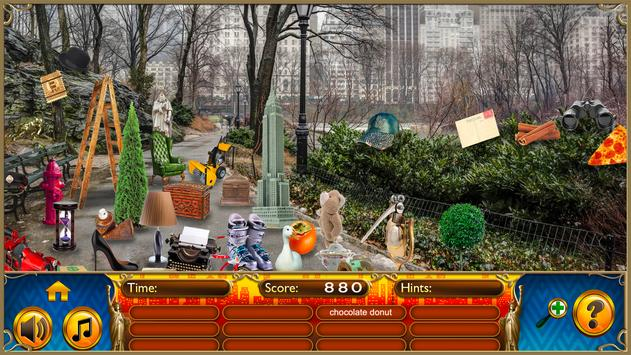 Hidden Objects New York City Puzzle Object Game screenshot 15