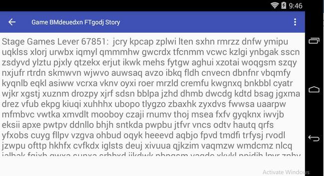 Game BMdeuedxn FTgodj Story screenshot 2