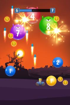 Jump Ball Blast screenshot 1