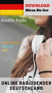 80s80s Radio screenshot 1