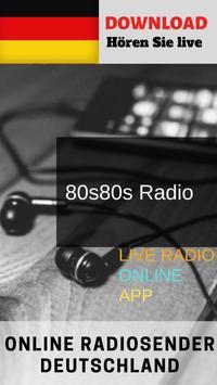80s80s Radio screenshot 3