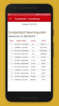 Lottozahlen Deutschland screenshot 7