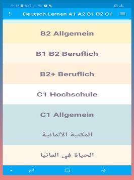 Deutsch Lernen A1 A2 B1 B2 C1 screenshot 9