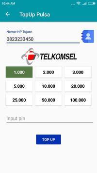 Rizieq Cellular screenshot 1