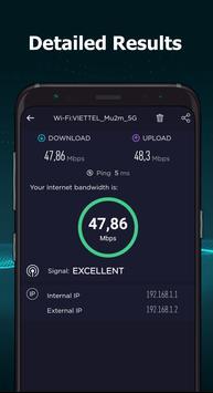 Test De Velocidad De Internet - medidor de wifi captura de pantalla 1