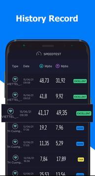 Internet Speed Test - Wifi Speed Test تصوير الشاشة 2