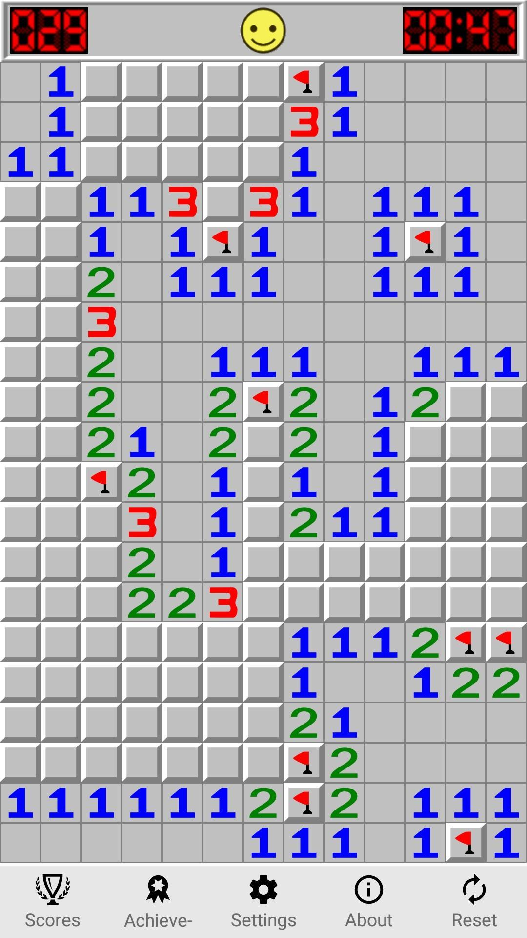 Online Minesweeper