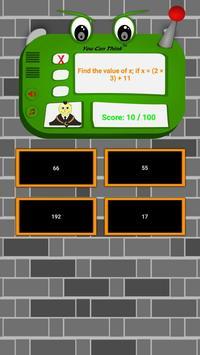 School Learning Quiz Assassination Classroom screenshot 2