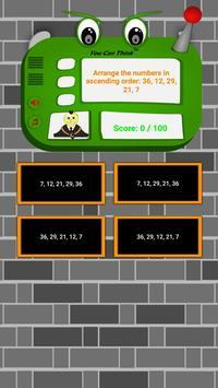School Learning Quiz Assassination Classroom screenshot 4