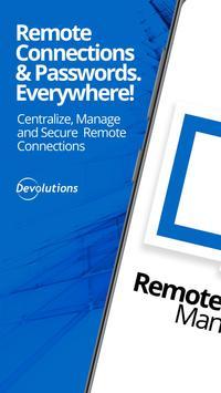 Remote Desktop Manager постер