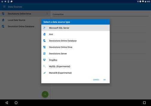 Remote Desktop Manager скриншот 13