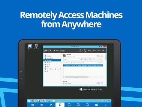 Remote Desktop Manager скриншот 10