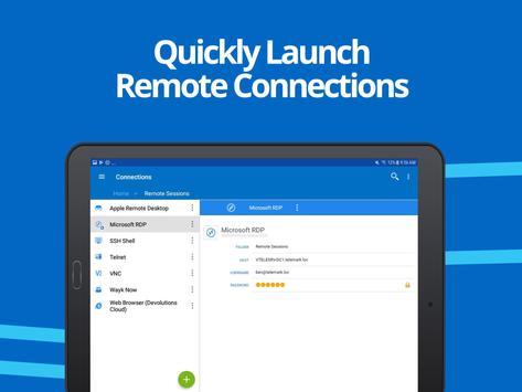 Remote Desktop Manager скриншот 14