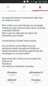 Paradoxo screenshot 3
