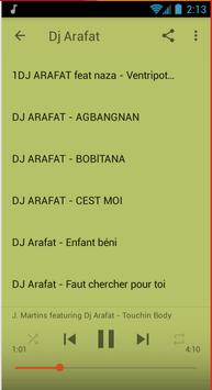 DJ Arafat music 2019 - sans internet screenshot 1