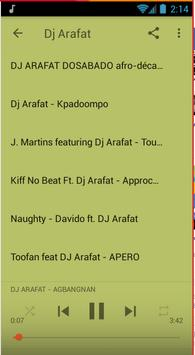 DJ Arafat music 2019 - sans internet screenshot 2