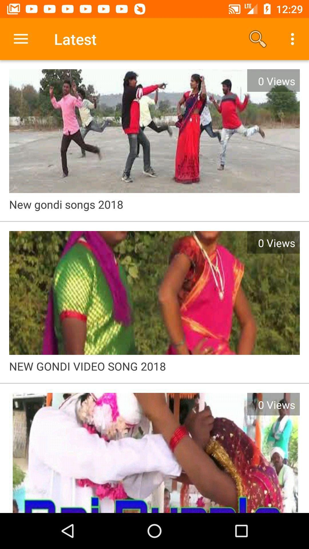 Gondi Song Gondi Videos Geet With Dj Gana For Android Apk Download