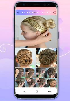 Girl Hairstyle Tutorial: Natural Beauty poster