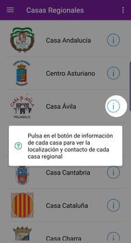 Casetas Regionales screenshot 1