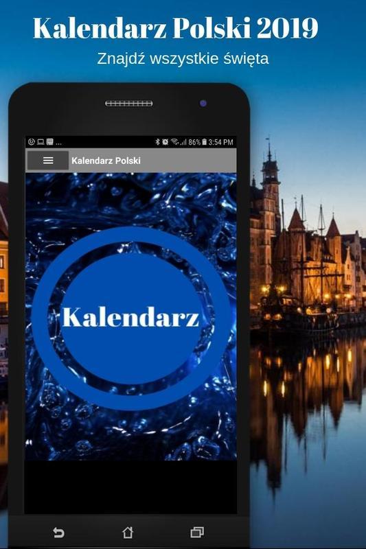Kalendarz Polski 2019 Z Wakacjami For Android Apk Download