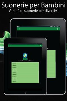 suonerie per bambini gratis screenshot 7