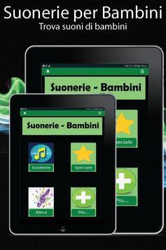 suonerie per bambini gratis screenshot 12