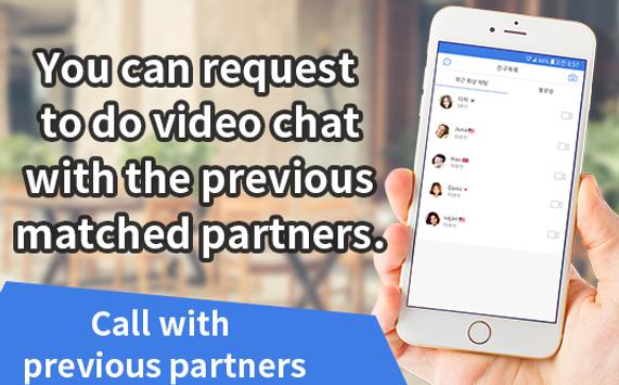 Random Video Chat - TalkTalkCam screenshot 1
