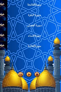 القران الكريم - محمد صديق المنشاوي  - minchawi screenshot 3