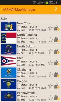 MAMA - Offline Maps Manager screenshot 4