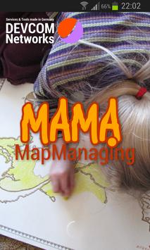 MAMA - Offline Maps Manager poster