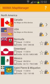 MAMA - Offline Maps Manager screenshot 2