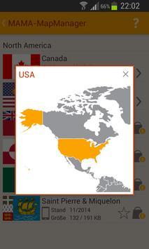 MAMA - Offline Maps Manager screenshot 3