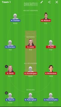 Dream 11 - Cricket, IPL and Predictions. screenshot 1