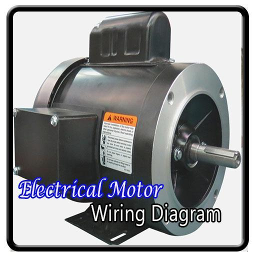 Electrical Motor Wiring Diagram For