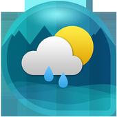 Weather & Clock Widget icon