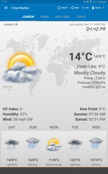 Weather & Clock Widget screenshot 6