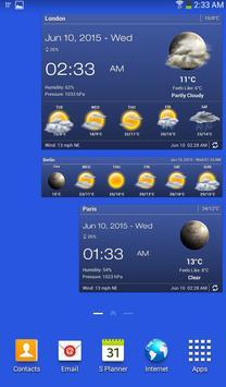 Weather & Clock Widget screenshot 14