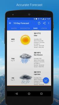 Weather & Clock Widget screenshot 3