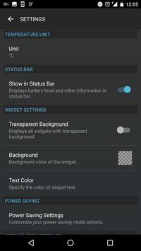 Bateria ferramentas e widget (poupança de bateria) imagem de tela 5