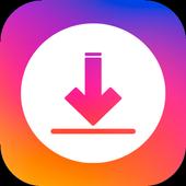 تحميل مقاطع و حفظ صور فيديو من انستقرام icon
