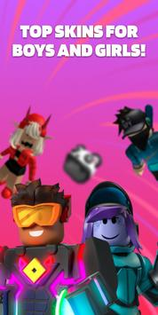Skins for Roblox poster