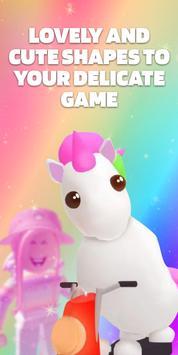 Unicorn Skins screenshot 4
