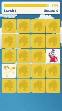 Princesa juegos para niños captura de pantalla 3