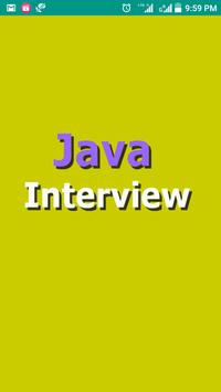 Java Interview Questions and Answers poster