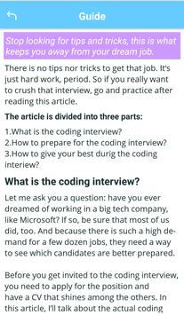 Aska-Programming and Interview Guide screenshot 7