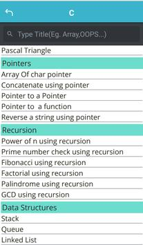 Aska-Programming and Interview Guide screenshot 1